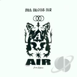 Air - All Along Air CD Cover Art