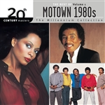 20th Century Masters - The Millennium Collection: Motown 1980s, Vol. 1 CD Cover Art