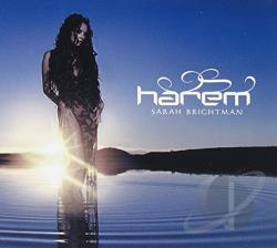Brightman, Sarah - Harem CD Cover Art