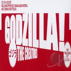 Creatures - Godzilla Pt.1 DS Cover Art
