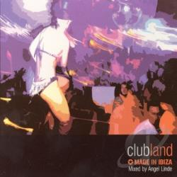 Clubland: Made In Ibiza CD Cover Art