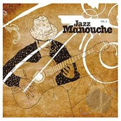 Jazz Manouche 1 -30Tr CD Cover Art
