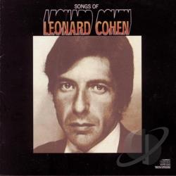 Cohen, Leonard - Songs of Leonard Cohen CD Cover Art
