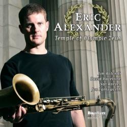 Eric Alexander - Temple of Olympic Zeus CD Cover Art
