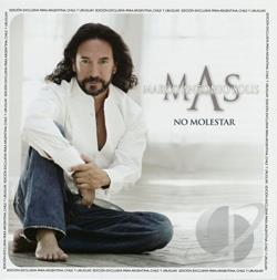 Solis, Marco Antonio - No Molestar CD Cover Art