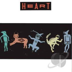 Heart - Bad Animals CD Cover Art