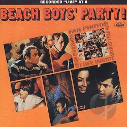 Beach Boys - Beach Boys' Party!/Stack-O-Tracks CD Cover Art
