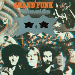 Grand Funk Railroad - Shinin' On CD Cover Art