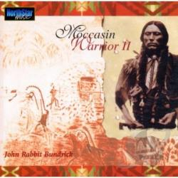 Bundrick, John - Moccasin Warrior 2 CD Cover Art