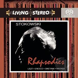 Stokowski, Leopold - Rhapsodies CD Cover Art