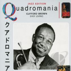 Brown, Clifford [Jazz] - Easy Living CD Cover Art