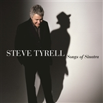 Tyrell, Steve - Songs of Sinatra CD Cover Art