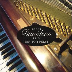 Davidson, Roger - Ten to Twelve CD Cover Art