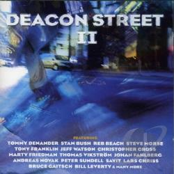 Deacon Street - II CD Cover Art