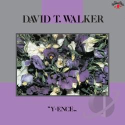 Walker, David T. - Y-Ence CD Cover Art