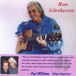 Gletherow, Ron - Ron Gletherow CD Cover Art