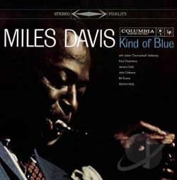 Davis, Miles - Kind Of Blue CD Cover Art