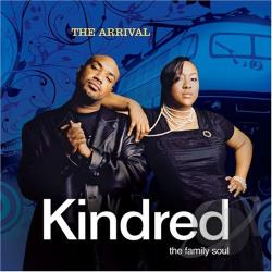 Kindred The Family Soul - Arrival CD Cover Art