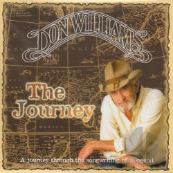 Williams, Don - Journey CD Cover Art