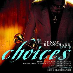 Blanchard, Terence - Choices CD Cover Art
