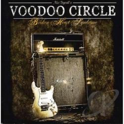 Voodoo Circle - Broken Heart Syndrome CD Cover Art