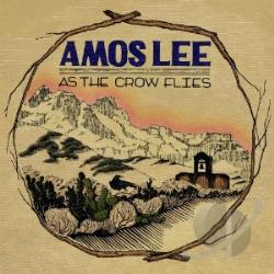Lee, Amos - As the Crow Flies CD Cover Art