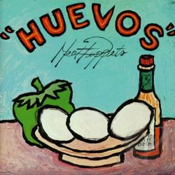 Meat Puppets - Huevos CD Cover Art