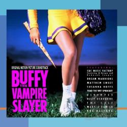 Buffy the Vampire Slayer CD Cover Art