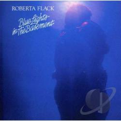 Flack, Roberta - Blue Lights in the Basement CD Cover Art
