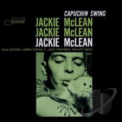 McLean, Jackie - Capuchin Swing CD Cover Art
