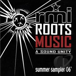 Roots Music - Roots Music Sampler '06 CD Cover Art