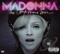 Madonna - Confessions Tour CD Cover Art