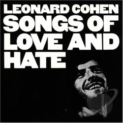 Cohen, Leonard - Songs of Love and Hate CD Cover Art
