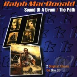 Macdonald, Ralph - Sound of a Drum/The Path CD Cover Art