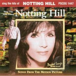 karaoke notting hill soundtrack cd album. Black Bedroom Furniture Sets. Home Design Ideas