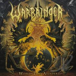 Warbringer - Worlds Torn Asunder CD Cover Art
