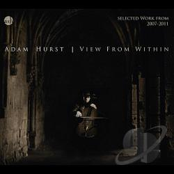 Hurst, Adam - View From Within CD Cover Art