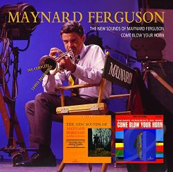 Ferguson, Maynard - New Sounds of Maynard Ferguson/Come Blow Your Horn: The Complete Cameo Recordings CD Cover Art