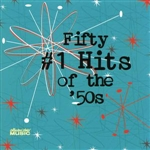 Various Artists - Fifty #1 Hits Of The '50s DB Cover Art