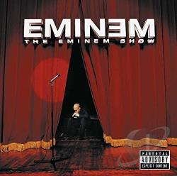 Eminem - Eminem Show CD Cover Art