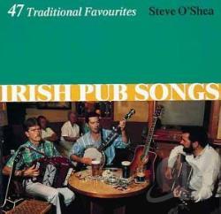 Steve Oshea Irish Pub Songs Cd Album At Cd Universe