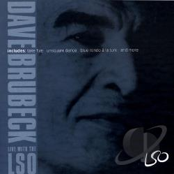 Brubeck, Dave - 80th Birthday Concert: Live with the LSO CD Cover Art