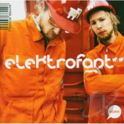 Elektrofant - Work CD Cover Art