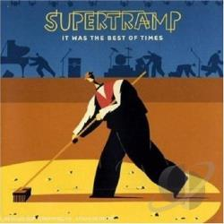 Supertramp - It Was The Best of Time Live, 1997 (Import) CD Cover Art