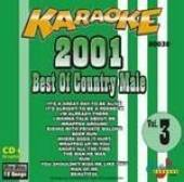 Country Timeline Male Hits Of 2001 - 3 - Karaoke: Country Timeline Male Hits Of 2001 - 3 CD Cover Art