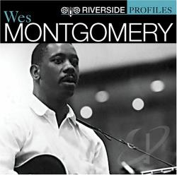 Montgomery, Wes - Riverside Profiles CD Cover Art