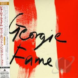 Fame, Georgie - Thats What Friends Are For CD Cover Art
