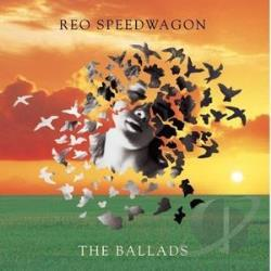 REO Speedwagon - Ballads CD Cover Art