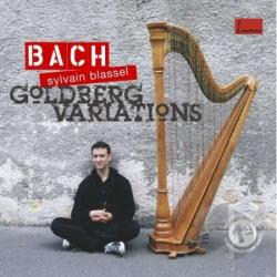 Bach, J.S / Blassel, Sylvian - Bach: Goldberg Variations CD Cover Art