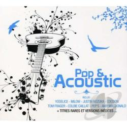 Pop & Acoustic CD Cover Art